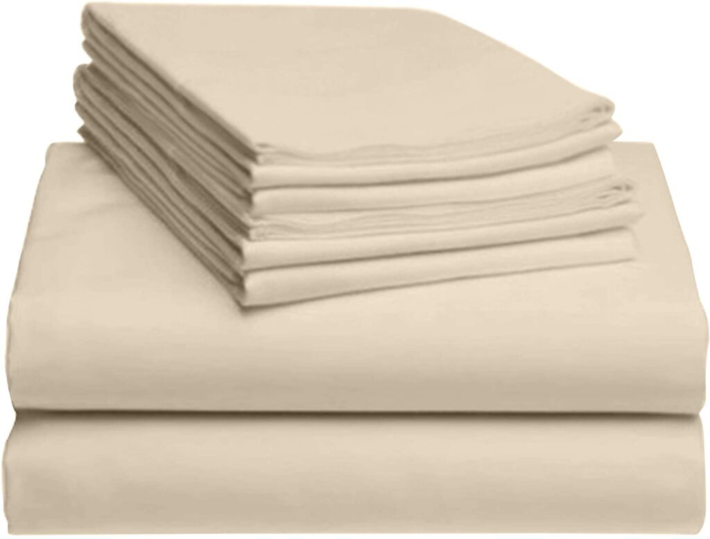 Luxclub bamboo bed sheets