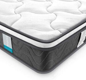 Full Mattress, Inofia 8 Inch Hybrid Innerspring Full Size Bed Mattress